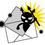 ウイルスメール 迷惑メール