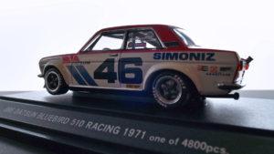 ダットサン ブルーバード 510 レーシング