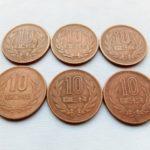 ギザ10円玉