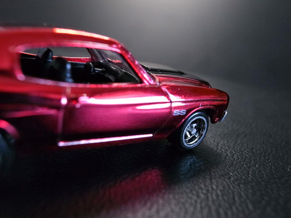 ホットウィール '70 Chevelle SS