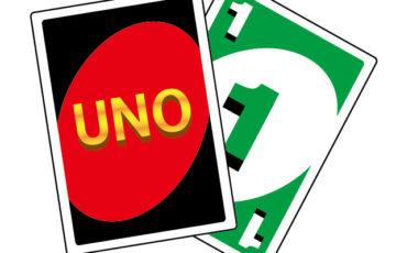 UNO カードゲーム
