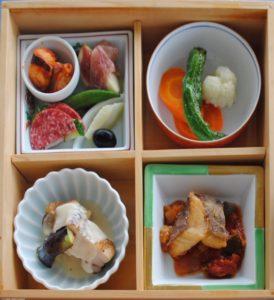 和食 肉 野菜 魚