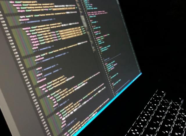エンジニア html プログラム