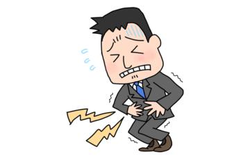 潰瘍性大腸炎 腹痛