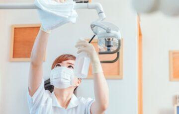 歯医者 清掃 コロナ対策
